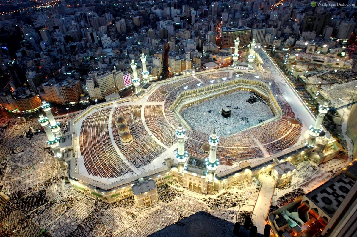 Saqib's IT Solutions (SSITS): Hajj and Makkah Live Broadcast ...