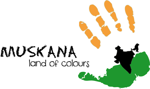 MUSKANA land of colours