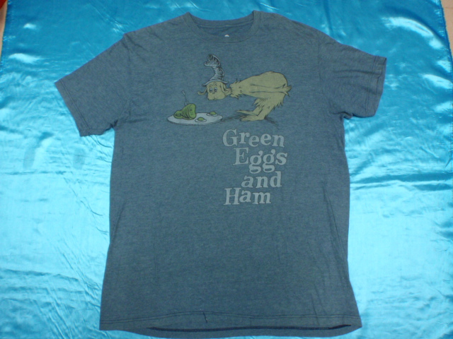 Ming fd3s garage green eggs and ham 50 polyester 50 for 50 percent cotton 50 percent polyester t shirts