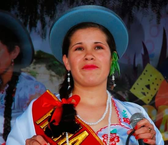 Yoselin Guerrero fue elegida reina del Carnaval Rural 2014