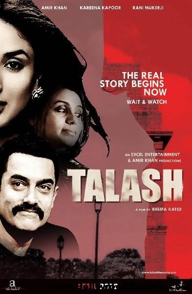 Talaash / 2012 / Hindistan / Online Film �zle