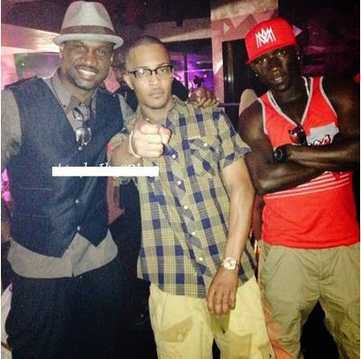 psquare and t.i