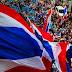 62 Negara Keluarkan Peringatan Berkunjung ke Thailand