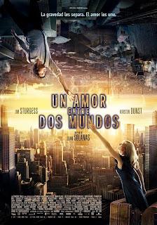 Un Amor Entre Dos Mundos / Upside down Poster