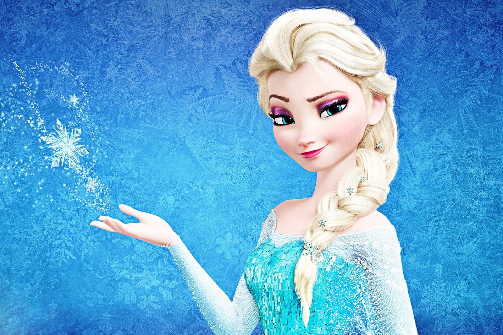 Maillalenvers accessoires disney pour photo - Elsa la reine ...