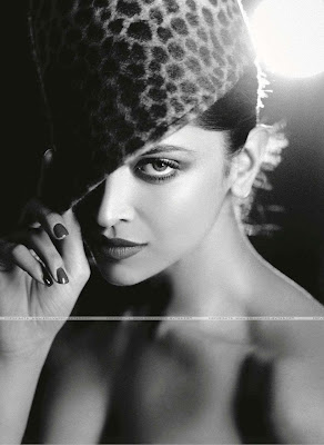 Deepika Padukone Hat on Head HD Photoshoot