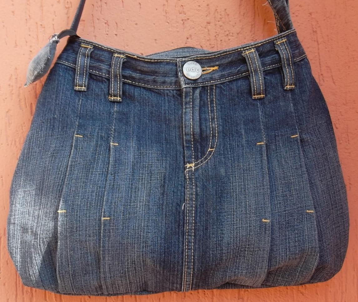 Borse Fatte A Mano Con I Jeans : Fior di anna riciclando borse jeans