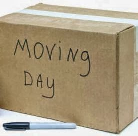 Moving, packing, tips, separation, life, advice, blog