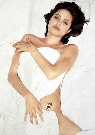 Angelina jolie sin ropa fotos 99