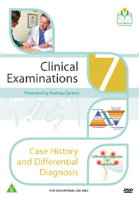 Clinical Examinations Videos- Complete DVD Series for MRCP and MRCGP HISTORY+TAKING