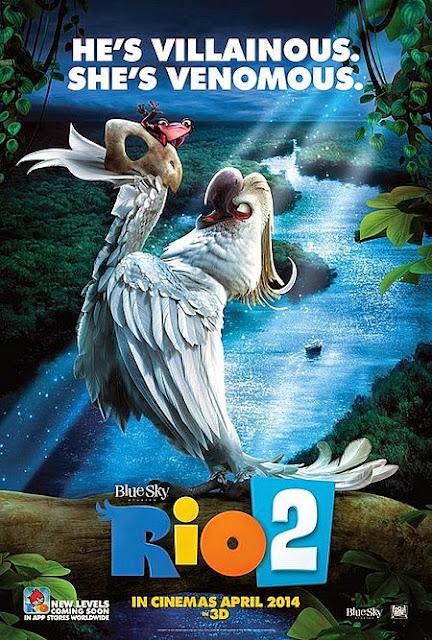 Chú Vẹt Rio 2 - Rio 2