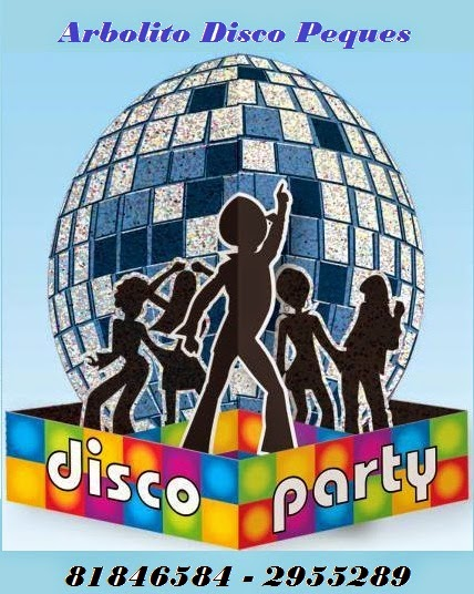 FIESTA DISCOPEQUE