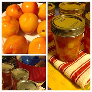 Triple-Ginger Nectarine Jam