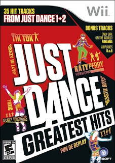 Amazon: Just Dance 4, Disney and Greatest Hits only $19.99 for Wii!