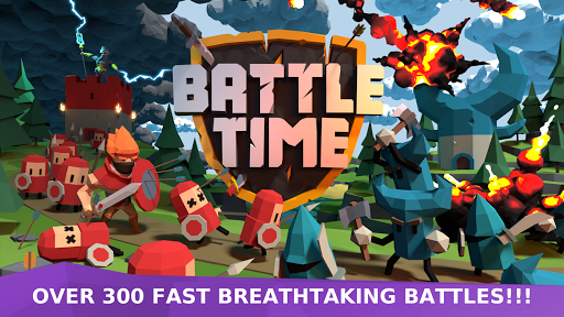 BattleTime Apk Android Game