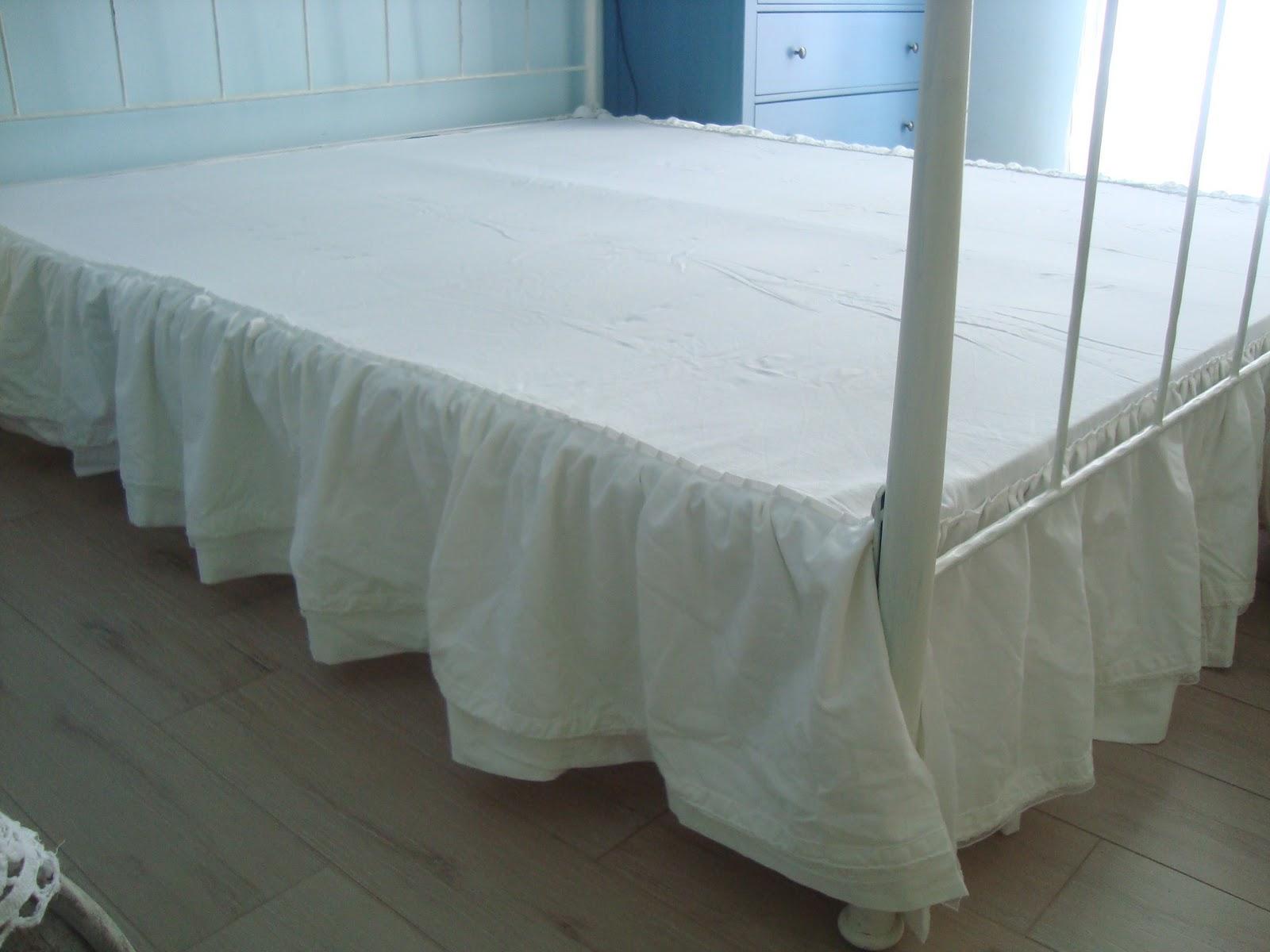Il sogno shabby di marina the my shabby house cucito - Coprirete letto ...