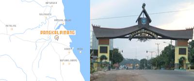 Toko Distributor Green World di Pangkal Pinang