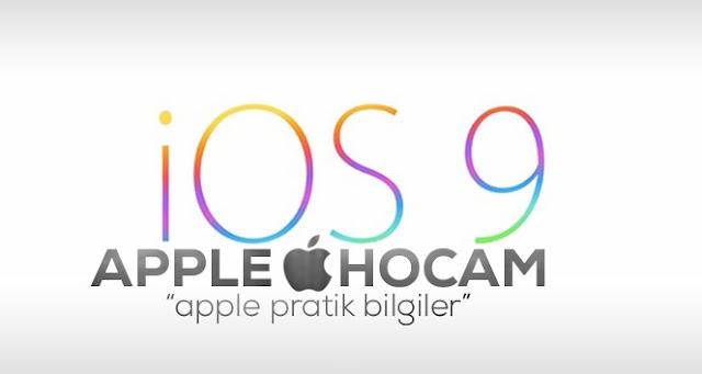 iOS 9.1 Ne zaman Çıkıcak