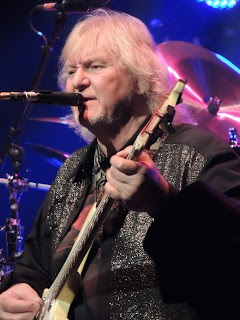 Yes bassist Chris Squire