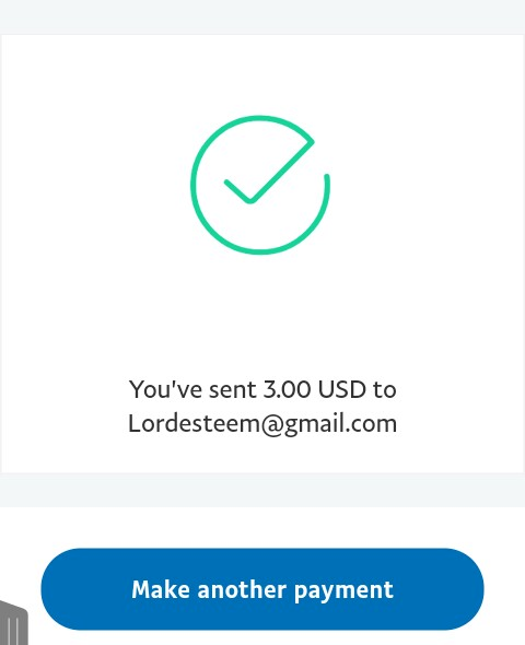 send money from one PayPal account to another