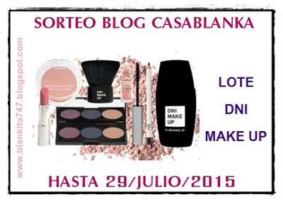 sorteo blog casablanka
