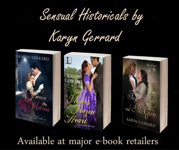 Sensual Historical Romances