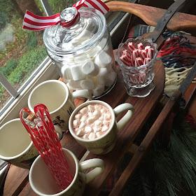 hot cocoa bar