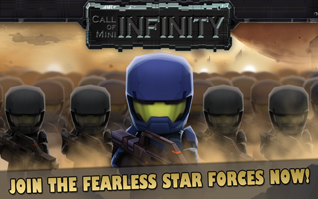Call of Mini Infinity 2.5 MOD APK [Unlimited Coins/Gems/Obsidian]