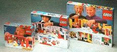 LEGO Homemaker sets 1971-1982