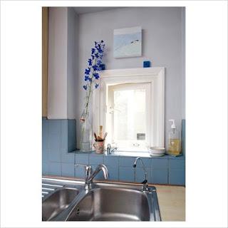 A country dreaming mum kitchen sink drama - Finestra sopra lavello cucina ...
