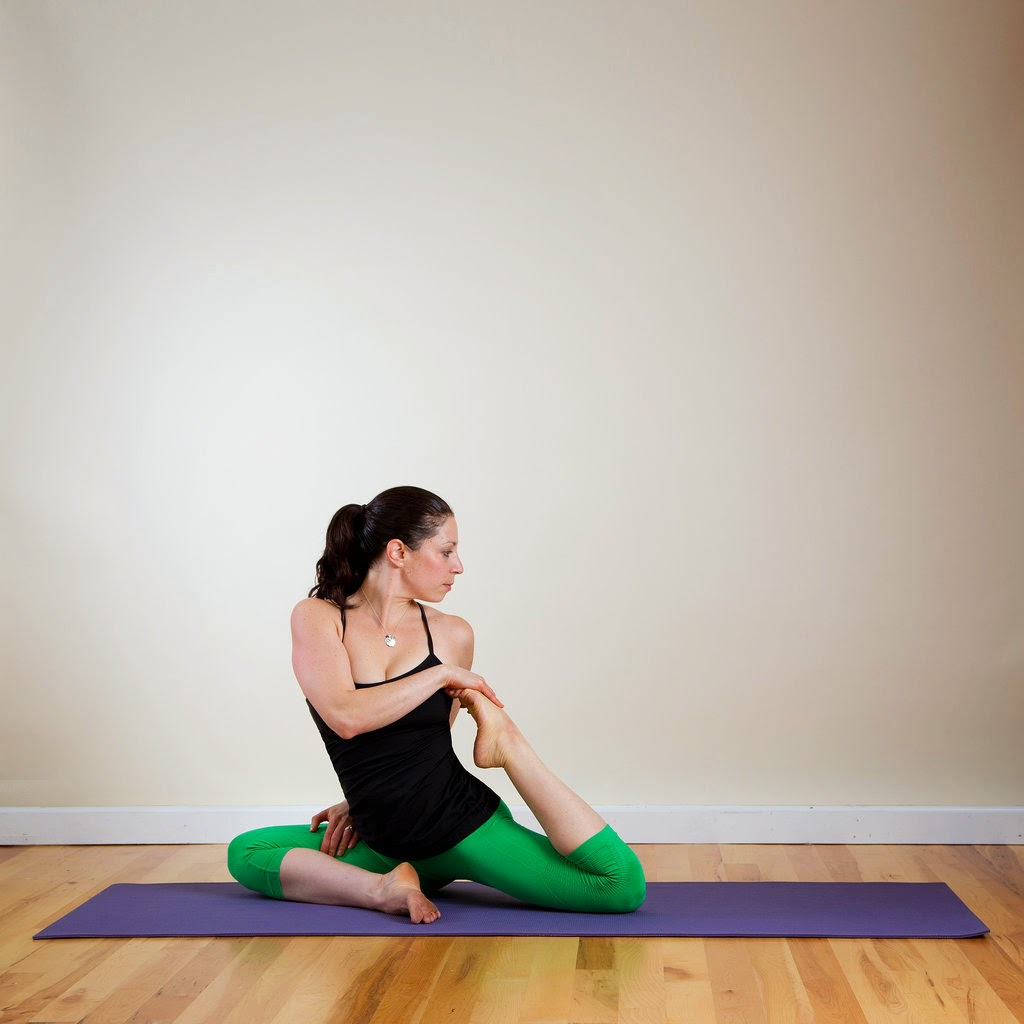 Happy hips yoga sequence yoga poses for Floor yoga poses