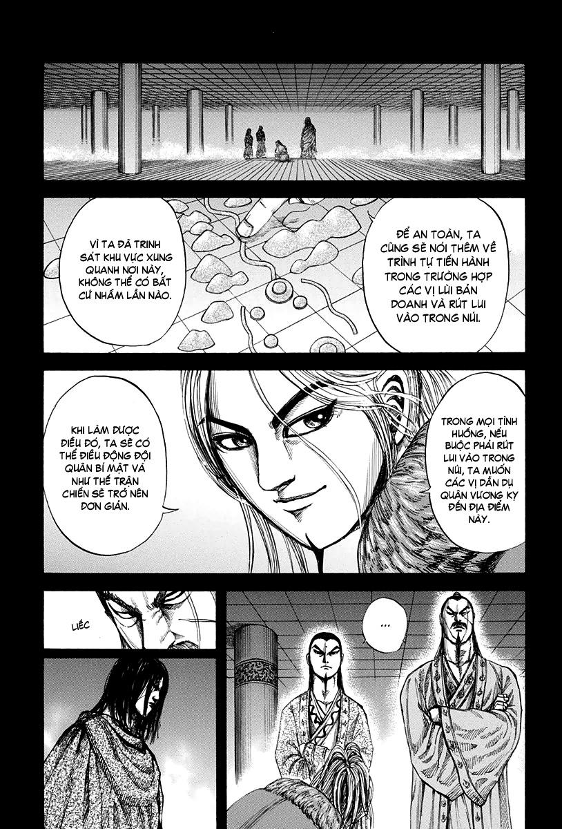 Kingdom - Vương Giả Thiên Hạ Chapter 159 page 8 - IZTruyenTranh.com