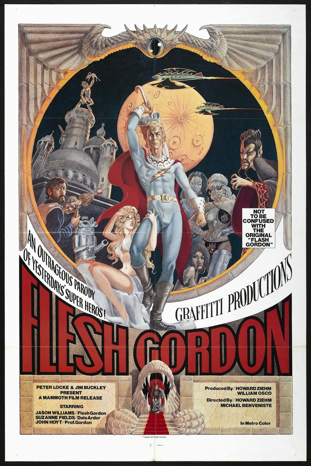 Flash Gordon - Sternenreise generated by