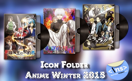 Download Icon Folder Anime Winter 2015