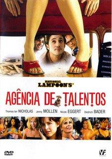 Filme Poster Agência de Talentos DVDRip XviD & RMVB Dublado