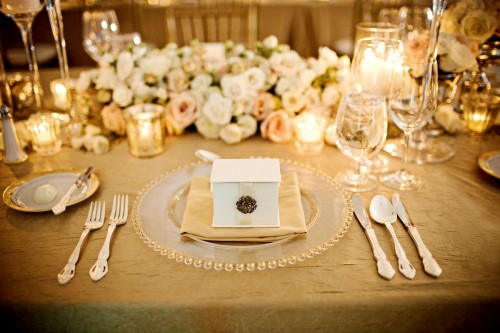Table Settings Tying the Look Together