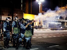 Folha e Estadão estimularam violência da PM