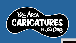 Bay Area Caricatures