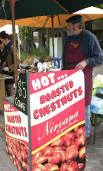 Hot Roasted Chestnuts