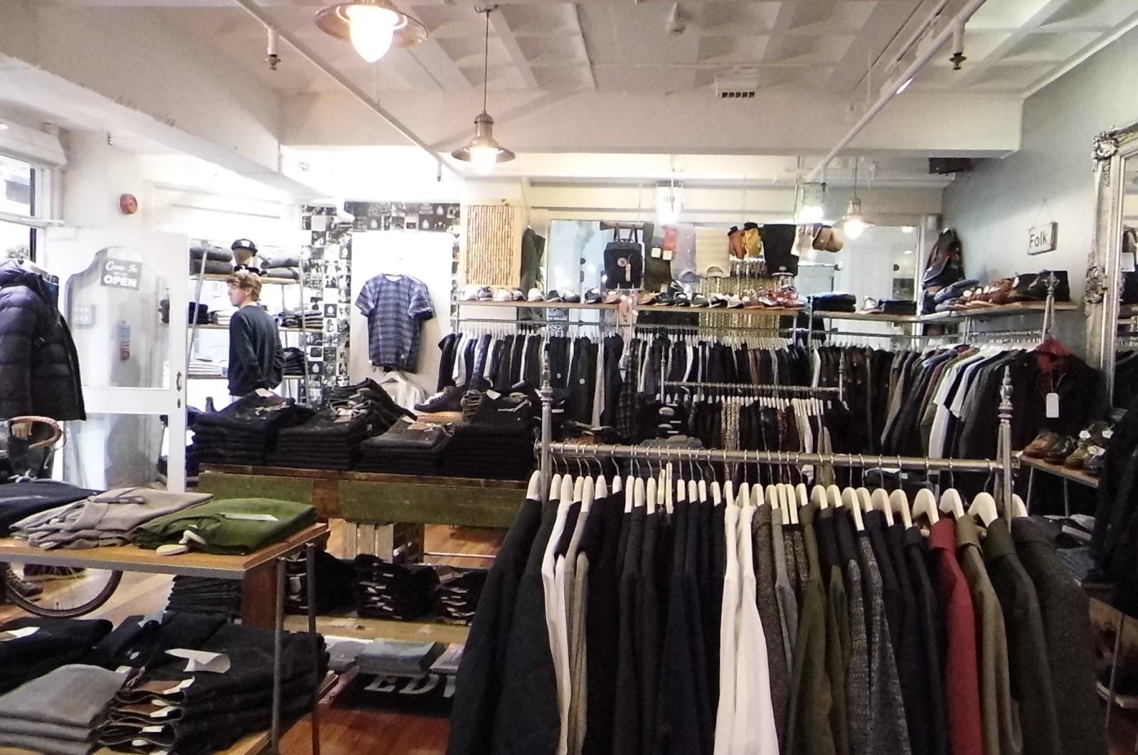 Source: Weavers Door Liverpool & MensNeedsBlog: Clobber: Store Review - Weavers Door - Liverpool Pezcame.Com