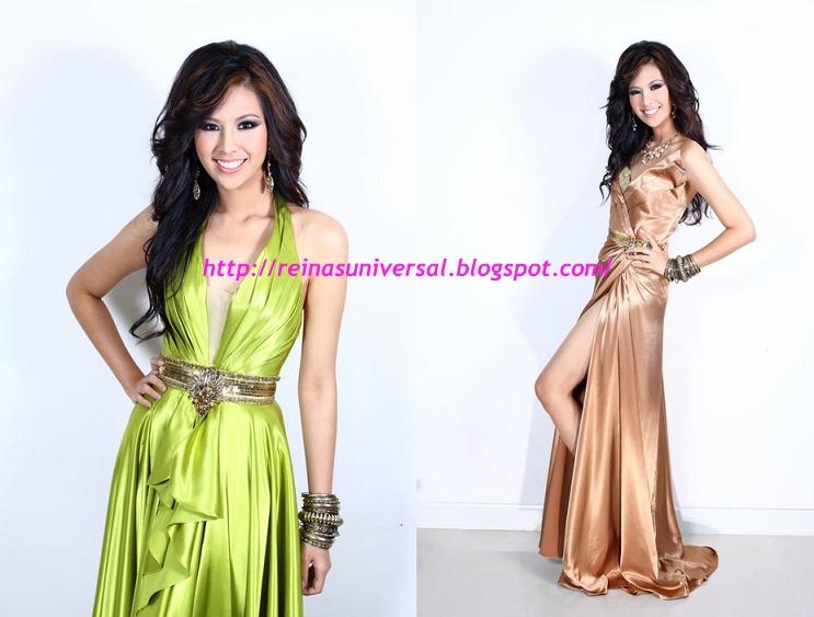 REINAS UNIVERSAL: MISS TAILANDIA CHANYASORN SAKORNCHAN Chanyasorn Sakornchan