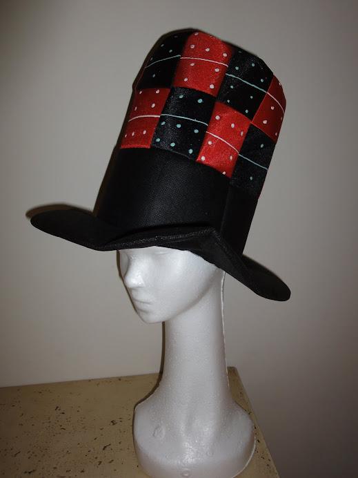 Galera Domino combinada negra y roja