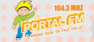ouvir a Rádio Portal FM 104,3 Livramento de Nossa Senhora BA