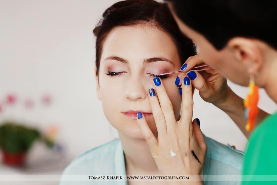 makijaż ślubny Piekary