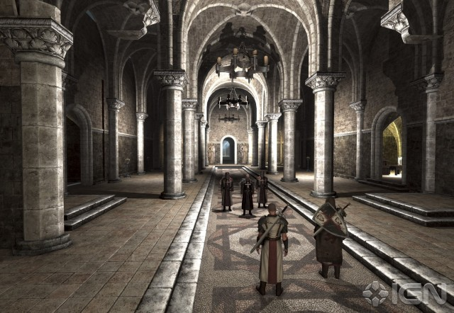 Скриншот The First Templar.