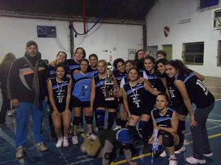 El campeonato se fue para Cruz del Eje.