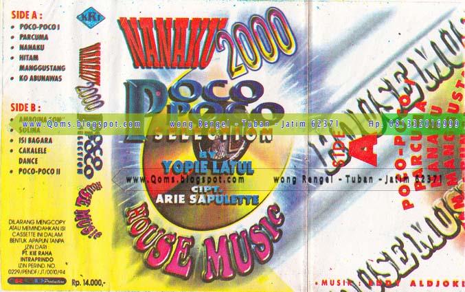 Qoms seger hana tuban yopie latul 2000 poco poco for 93 house music