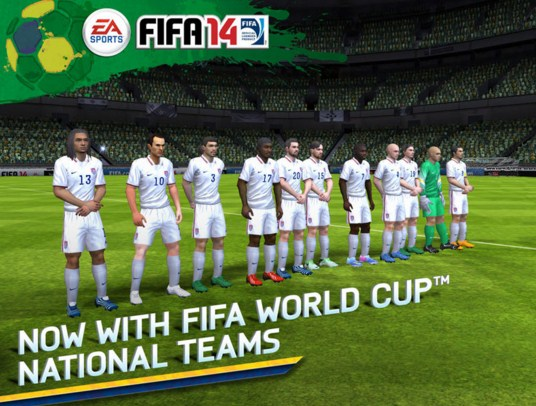 FIFA 14 : Permainan Games Sepakbola Android