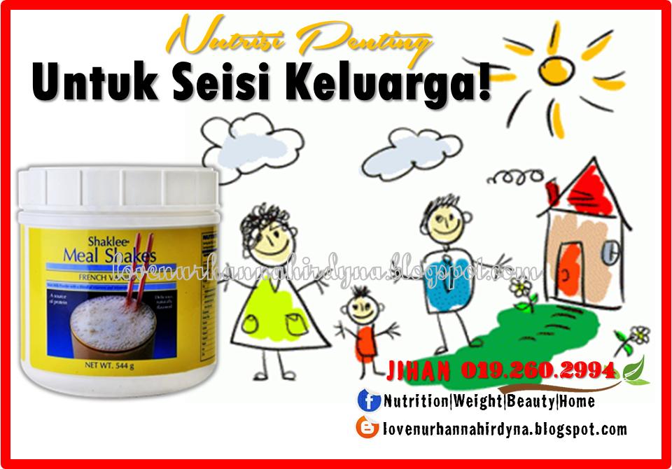 supplement kanak-kanak shaklee