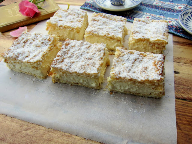 Pastarella Bavarese
